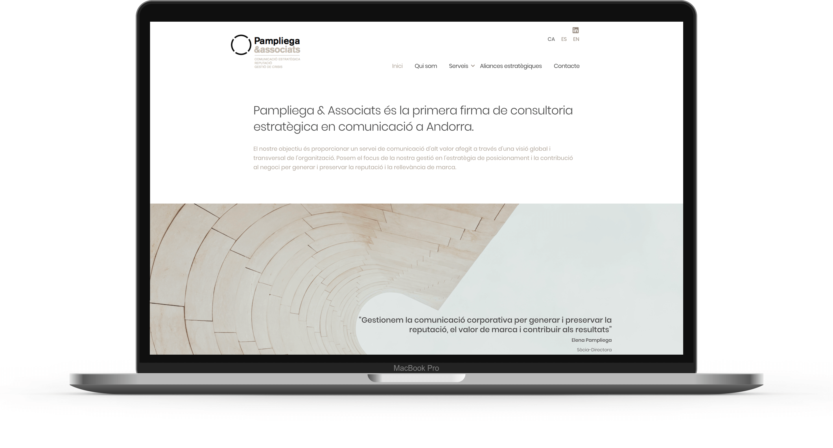 Pampliega & Associats | Ideamatic